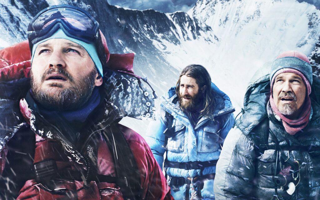Top Flop Ciné 2015 - Everest