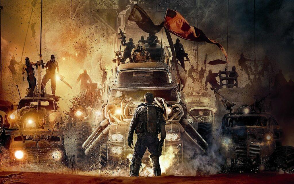 Top Flop Ciné 2015 - Max Max: Fury Road