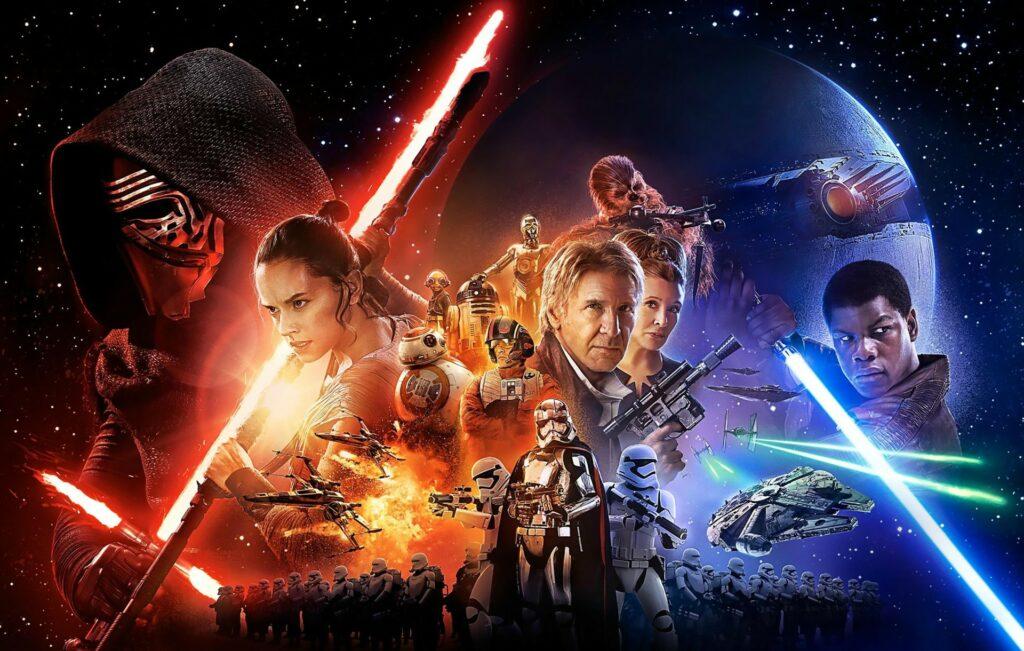 Top Flop Ciné 2015 - Star Wars VII Le Réveil de la Force