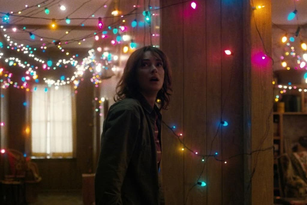 Stranger Things - Winona Ryder