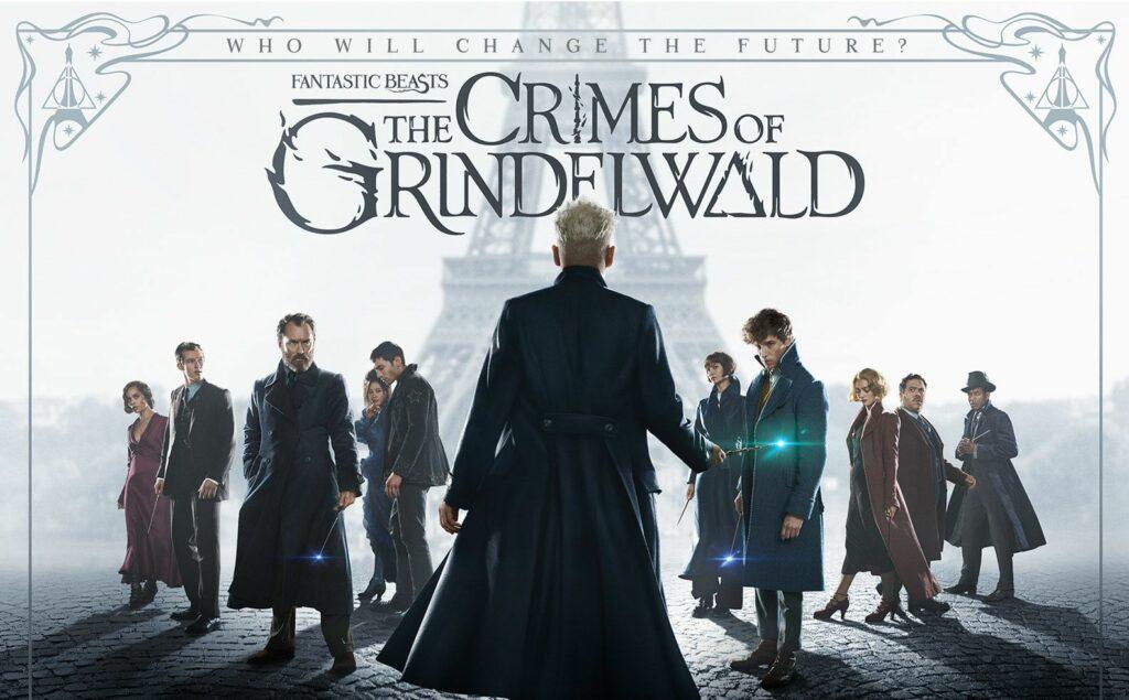 Les Animaux Fantastiques Crimes Grindelwald
