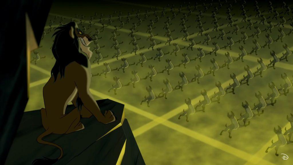 Le Roi Lion - 02