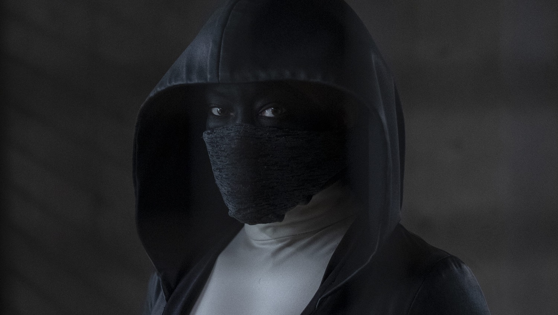 Watchmen - Sister Night