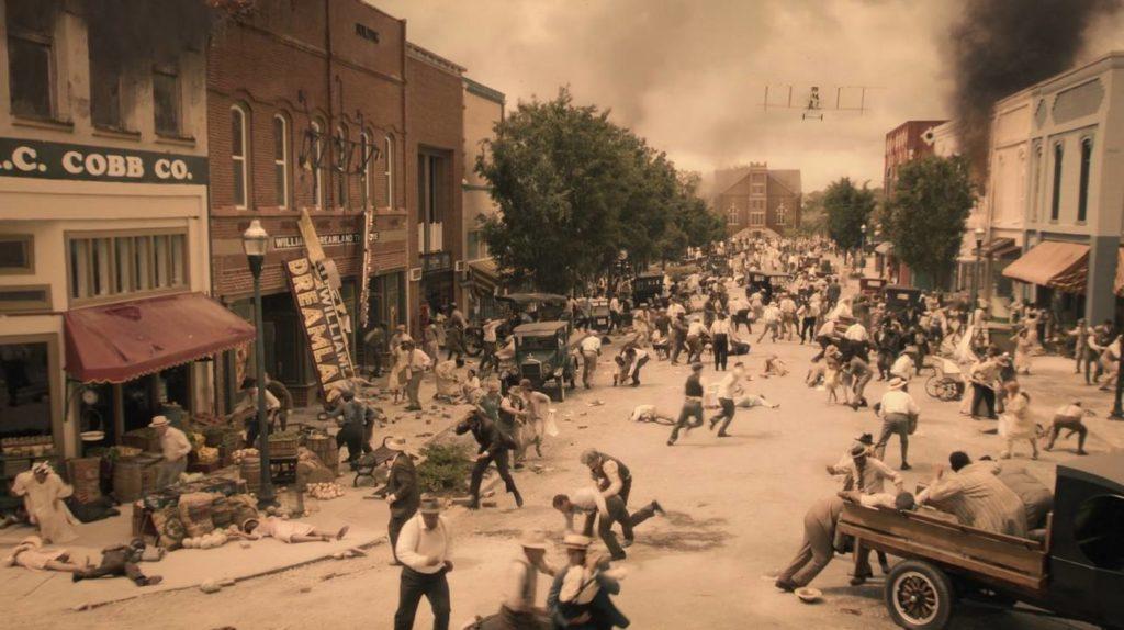 Watchmen - Tulsa