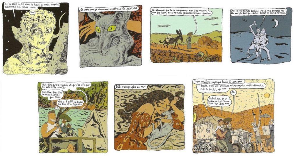Le Chat du Rabbin 02