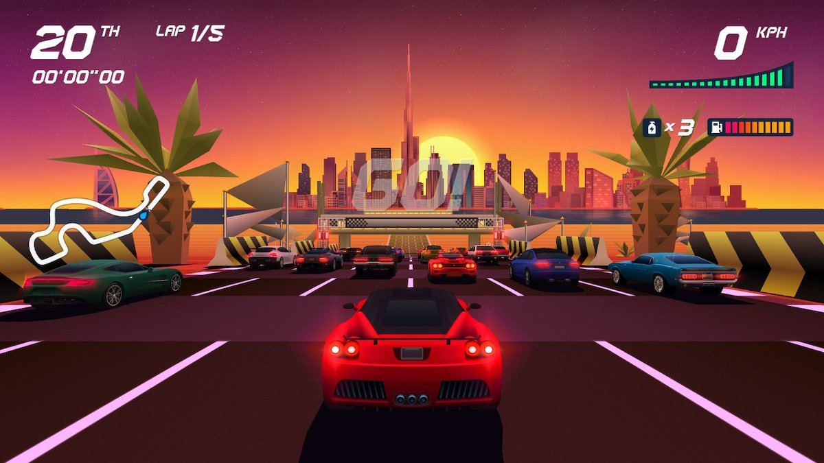 Horizon Chase Turbo 04