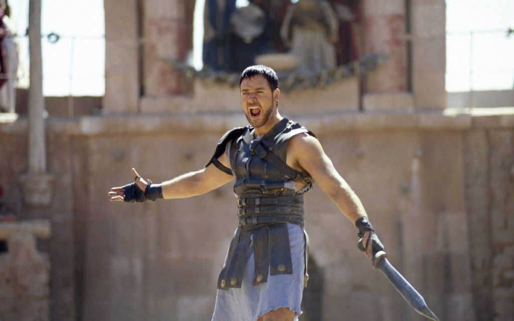 Une Grande Année - Gladiator