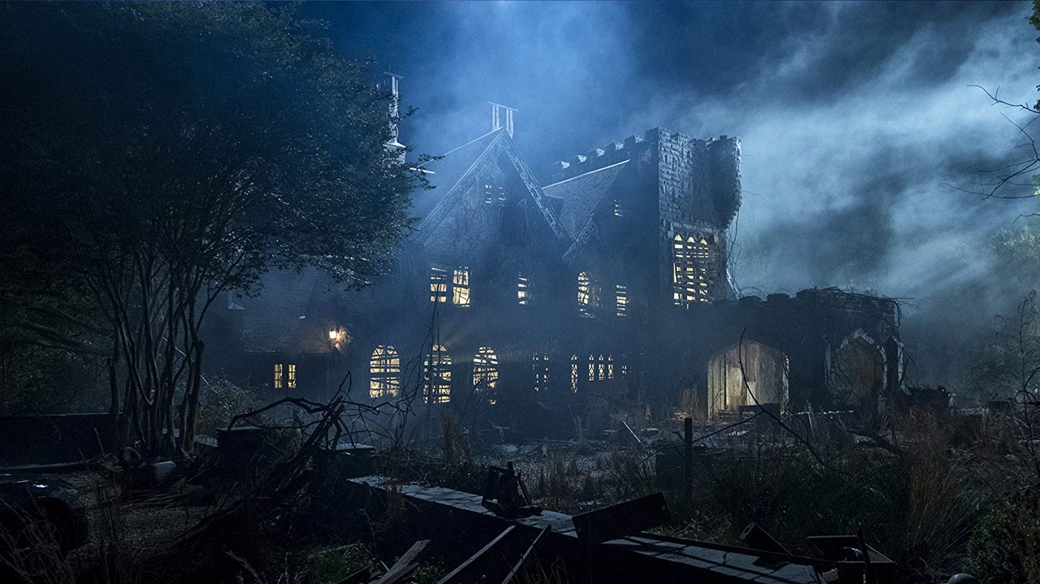 The Hauting of Bly Manor - Hill House