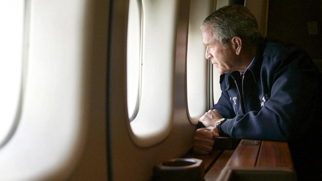 Treme - Georges W Bush
