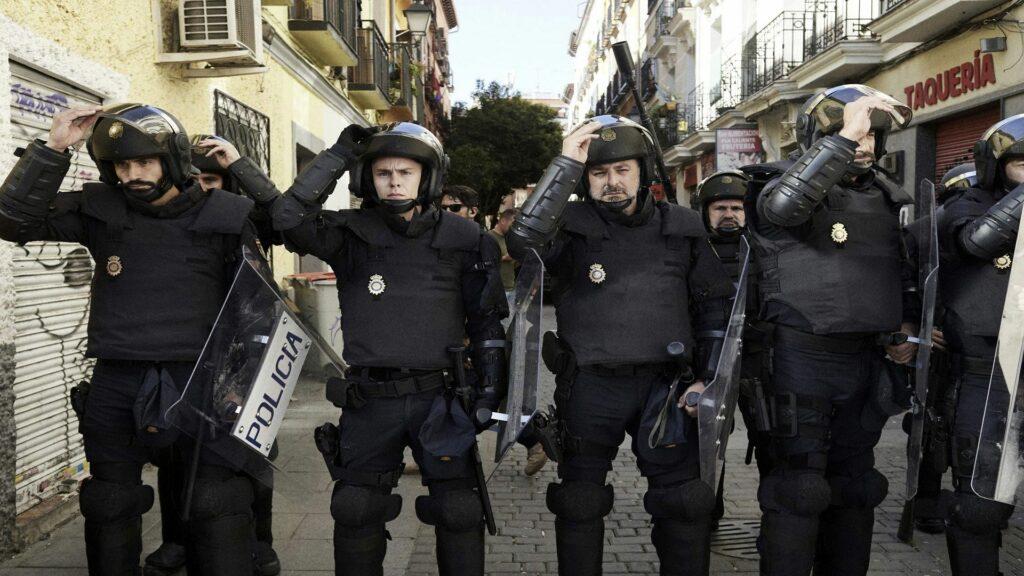 Antidisturbios - 08